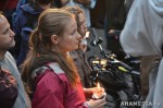 31 AHA MEDIA films Jack Layton Candlelight Vigil and Memorial in Vancouver