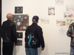 35 AHA MEDIA films LifeSkills Art show in Vancouver DTES