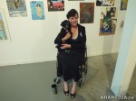36 AHA MEDIA films LifeSkills Art show in Vancouver DTES