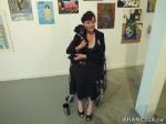 36 AHA MEDIA films LifeSkills Art show in Vancouver DTES