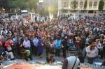38 AHA MEDIA films Jack Layton Candlelight Vigil and Memorial inVancouver