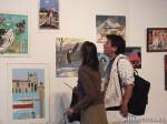 42 AHA MEDIA films LifeSkills Art show in Vancouver DTES