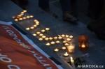 43 AHA MEDIA films Jack Layton Candlelight Vigil and Memorial inVancouver