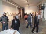 43 AHA MEDIA films LifeSkills Art show in Vancouver DTES
