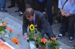 48 AHA MEDIA films Jack Layton Candlelight Vigil and Memorial inVancouver