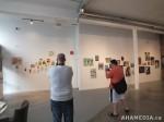 5 AHA MEDIA films LifeSkills Art show in Vancouver DTES