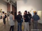 50 AHA MEDIA films LifeSkills Art show in Vancouver DTES