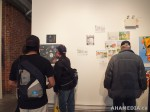 51 AHA MEDIA films LifeSkills Art show in Vancouver DTES