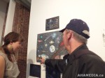 54 AHA MEDIA films LifeSkills Art show in Vancouver DTES