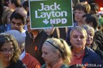 55 AHA MEDIA films Jack Layton Candlelight Vigil and Memorial inVancouver
