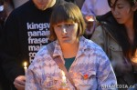 56 AHA MEDIA films Jack Layton Candlelight Vigil and Memorial in Vancouver