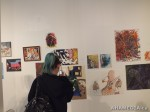 57 AHA MEDIA films LifeSkills Art show in Vancouver DTES