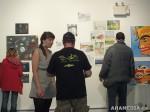 63 AHA MEDIA films LifeSkills Art show in Vancouver DTES