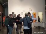 66 AHA MEDIA films LifeSkills Art show in Vancouver DTES