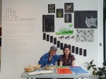 68 AHA MEDIA films LifeSkills Art show in Vancouver DTES