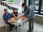 80 AHA MEDIA films LifeSkills Art show in Vancouver DTES