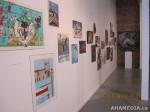 83 AHA MEDIA films LifeSkills Art show in Vancouver DTES