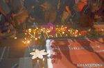 87 AHA MEDIA films Jack Layton Candlelight Vigil and Memorial in Vancouver