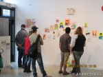 87 AHA MEDIA films LifeSkills Art show in Vancouver DTES