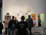 89 AHA MEDIA films LifeSkills Art show in Vancouver DTES
