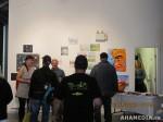 89 AHA MEDIA films LifeSkills Art show in Vancouver DTES