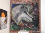 9 AHA MEDIA films LifeSkills Art show in Vancouver DTES