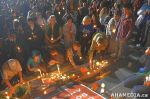 90 AHA MEDIA films Jack Layton Candlelight Vigil and Memorial inVancouver