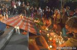91 AHA MEDIA films Jack Layton Candlelight Vigil and Memorial in Vancouver