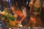 92 AHA MEDIA films Jack Layton Candlelight Vigil and Memorial in Vancouver