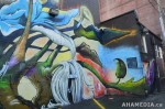 12 AHA MEDIA films DTES Murals at Heart of the City Festival 2011 in Vancouver