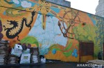 44 AHA MEDIA films DTES Murals at Heart of the City Festival 2011 in Vancouver