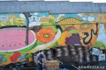 45 AHA MEDIA films DTES Murals at Heart of the City Festival 2011 in Vancouver