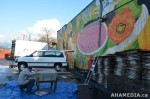 51 AHA MEDIA films DTES Murals at Heart of the City Festival 2011 in Vancouver