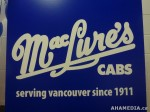 7 AHA MEDIA at MacLure's Cab 100 years Celebration in Vancouver