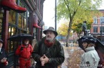 7 AHA MEDIA films an 1886 tour with John Atkin for Heart of the City Festival 2011 inVancouver