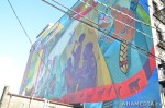 77 AHA MEDIA films DTES Murals at Heart of the City Festival 2011 in Vancouver