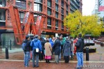 81 AHA MEDIA films an 1886 tour with John Atkin for Heart of the City Festival 2011 inVancouver