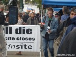 94 AHA MEDIA films at InSite Historical Day of Being allowed to Stay Open inVancouver