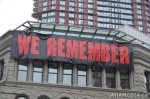 1 AHA MEDIA films Remembrance Day 2011 in Vancouver Downtown EASTSIDE (DTES)