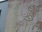 101 AHA MEDIA films W2 Soul Garden Mural in Vancouver Downtown Eastside (DTES)