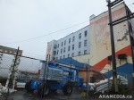 104 AHA MEDIA films W2 Soul Garden Mural in Vancouver Downtown Eastside (DTES)