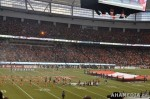 107 AHA MEDIA films 2011 Grey Cup - BC Lions vs Winnipeg Blue Bombers in Vancouver