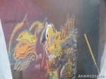109 AHA MEDIA films W2 Soul Garden Mural in Vancouver Downtown Eastside (DTES)