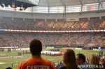 121 AHA MEDIA films 2011 Grey Cup - BC Lions vs Winnipeg Blue Bombers in Vancouver