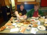 13 AHA MEDIA films at Shabusen restaurant in Vancouver