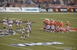 132 AHA MEDIA films 2011 Grey Cup - BC Lions vs Winnipeg Blue Bombers in Vancouver