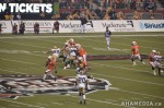 137 AHA MEDIA films 2011 Grey Cup - BC Lions vs Winnipeg Blue Bombers in Vancouver