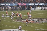 138 AHA MEDIA films 2011 Grey Cup - BC Lions vs Winnipeg Blue Bombers in Vancouver