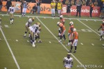 142 AHA MEDIA films 2011 Grey Cup - BC Lions vs Winnipeg Blue Bombers in Vancouver