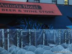 142 AHA MEDIA films W2 Soul Garden Mural in Vancouver Downtown Eastside (DTES)